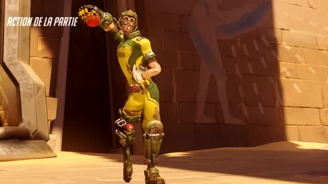 Watch and share Junkrat Potg GIFs on Gfycat