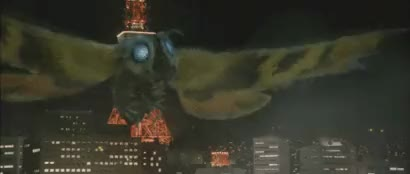 Watch and share Godzilla Tokyo Sos GIFs and King Kong Escapes GIFs on Gfycat