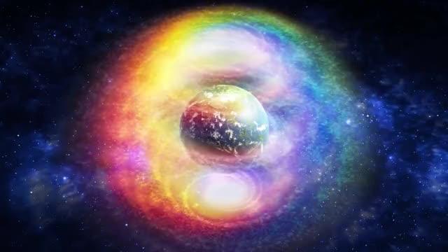Watch and share 地球彩虹漩渦(Earth Rainbow Vortex) GIFs on Gfycat