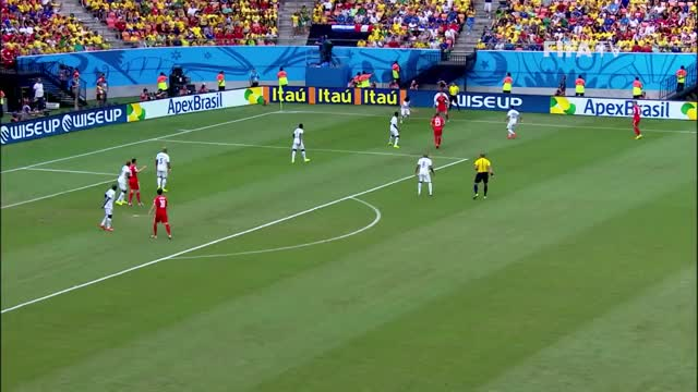 Watch HONDURAS v SWITZERLAND (0:3) - 2014 FIFA World Cup™ GIF on Gfycat. Discover more Calcio, FIFA, Football, Fussball, Futbol, Futebol, Fußball, Soccer, Voetbal, official GIFs on Gfycat