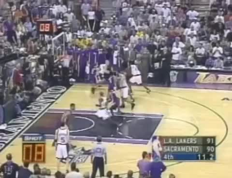 Watch Mike Bibby Western Conference Finals Game 5 Game-Winner GIF on Gfycat. Discover more Kings, com, nba GIFs on Gfycat