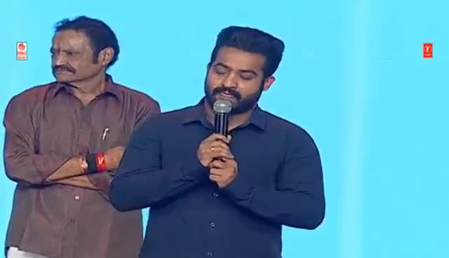 Watch and share Jr NTR Terrific Speech - Jai Lava Kusa Trailer Launch Event GIFs on Gfycat