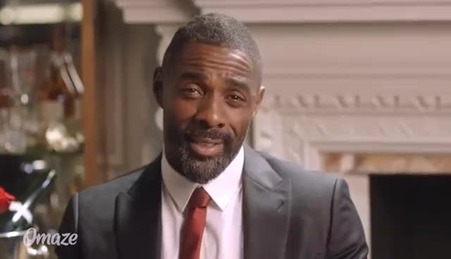 idris elba, Idris Elba Wants You to Be His Valentine // Omaze GIFs