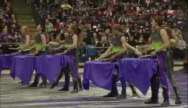 Watch and share Matrix Percussion GIFs and Wgi GIFs on Gfycat
