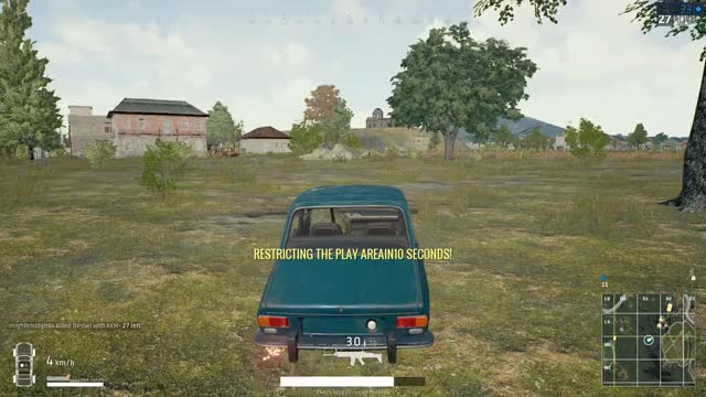 Watch and share When Your Squad Dead But You Got The Ghillie Suit (reddit) GIFs on Gfycat