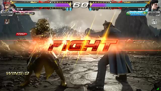 Watch and share Tekken GIFs by Real Tech on Gfycat