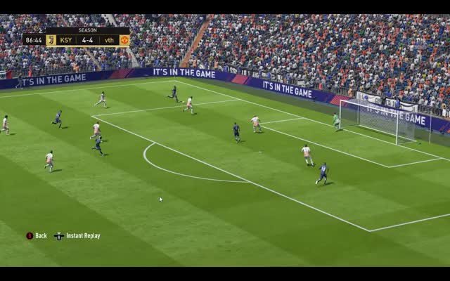Watch and share FIFA 18 2017.10.30 - 14.43.00.02.DVR GIFs by 김학범 on Gfycat