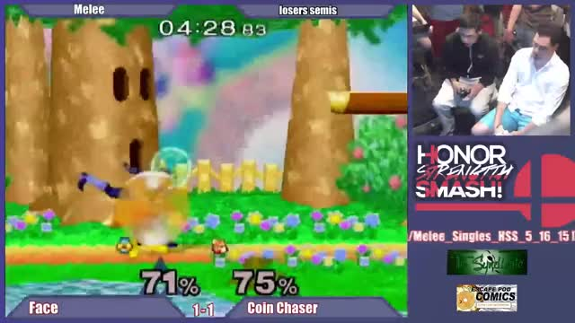 Watch Face Melting GIF by Adam (@coin_chaser) on Gfycat. Discover more melee, smash, ssbm GIFs on Gfycat