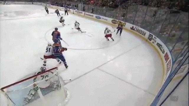 edmontonoilers, hockey, Jordan Eberle (12) Wrist shot - ASST: Connor McDavid (9), Andrej Sekera (13) GIFs