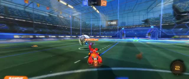Watch and share Great Pass... Wait What! (NOT Modded) GIFs on Gfycat