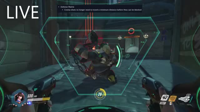 2 7 17 Overwatch PTR Patch VS Live Servers GIF by (@naeri_)