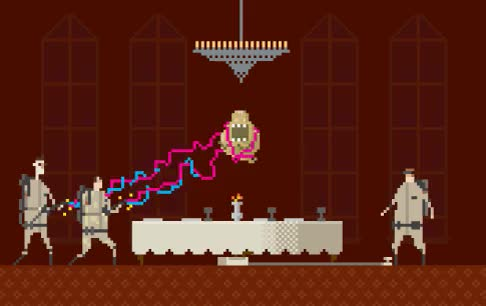 Watch and share Ghostbusters Pixelart GIFs on Gfycat