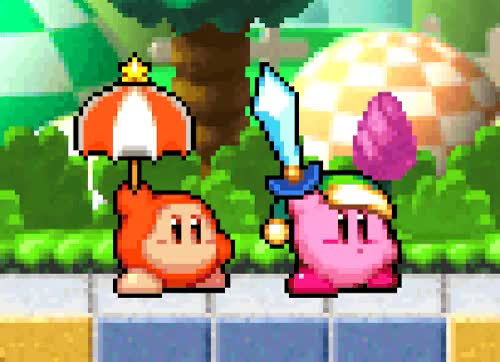 Watch and share Super Star Ultra GIFs and Kirby GIFs on Gfycat