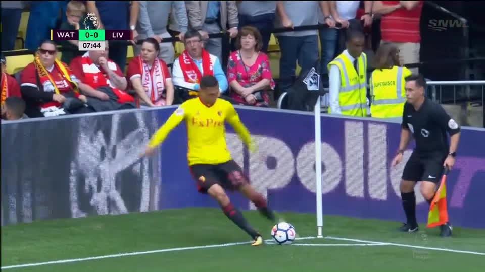 Watford  Liverpool: Rượt đuổi nghẹt thở