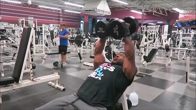 Watch incline dumbell GIF on Gfycat. Discover more Exercise, PUMP, PoG, Top, aesthetics, beastmode, channel, chasers, food, free, gym, health, how, jones, muscle, natural, pumpchasersclothing, shredded, steriods, workout GIFs on Gfycat