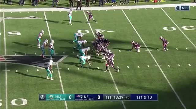 Watch and share 2 Lewis 13yd Rush.mov GIFs on Gfycat