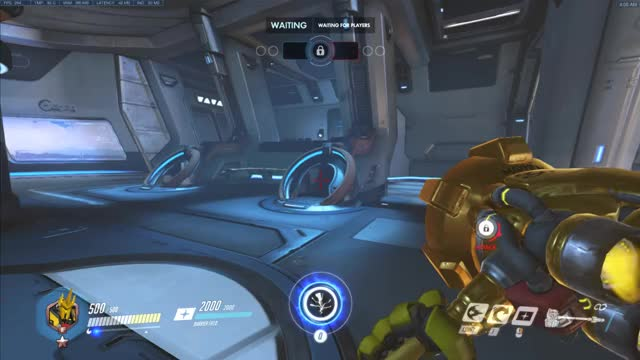 Watch and share Overwatch GIFs by Liam_OW on Gfycat