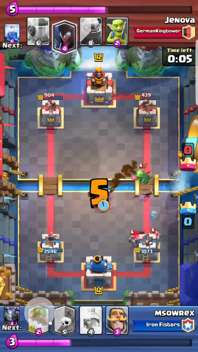 Watch and share 2017-08-14_16-28-49_com.supercell.clashroyale GIFs on Gfycat