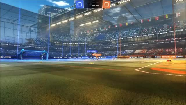 Watch Save Assist GIF by @dead-a-chek on Gfycat. Discover more Assist, Rocket League, Save, rocketleague GIFs on Gfycat
