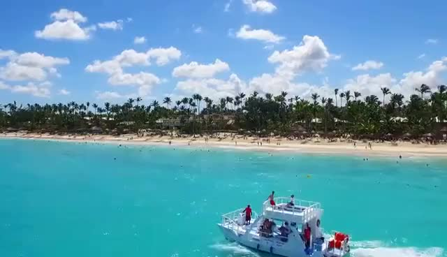 Watch and share PUNTA CANA 2016 PHANTOM 3 PRO / GOPRO + DRONE GIFs on Gfycat