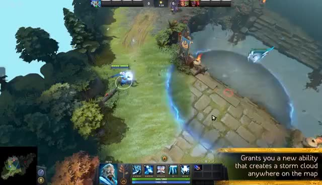 Watch and share New Aghanims — Dota 7.00 GIFs on Gfycat