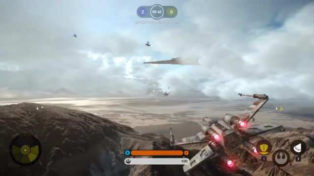 Watch and share Deep Neural Network Playing Starwars Battlefront GIFs on Gfycat