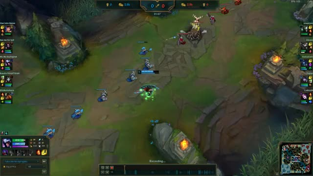 Watch and share Talon LvL 2 Is Really Strong GIFs by I DontNeedGankss on Gfycat