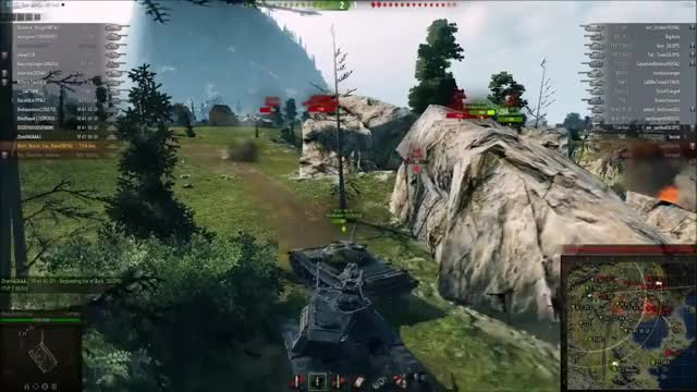 Watch and share World Of Tanks GIFs and Physics GIFs by tsundere on Gfycat
