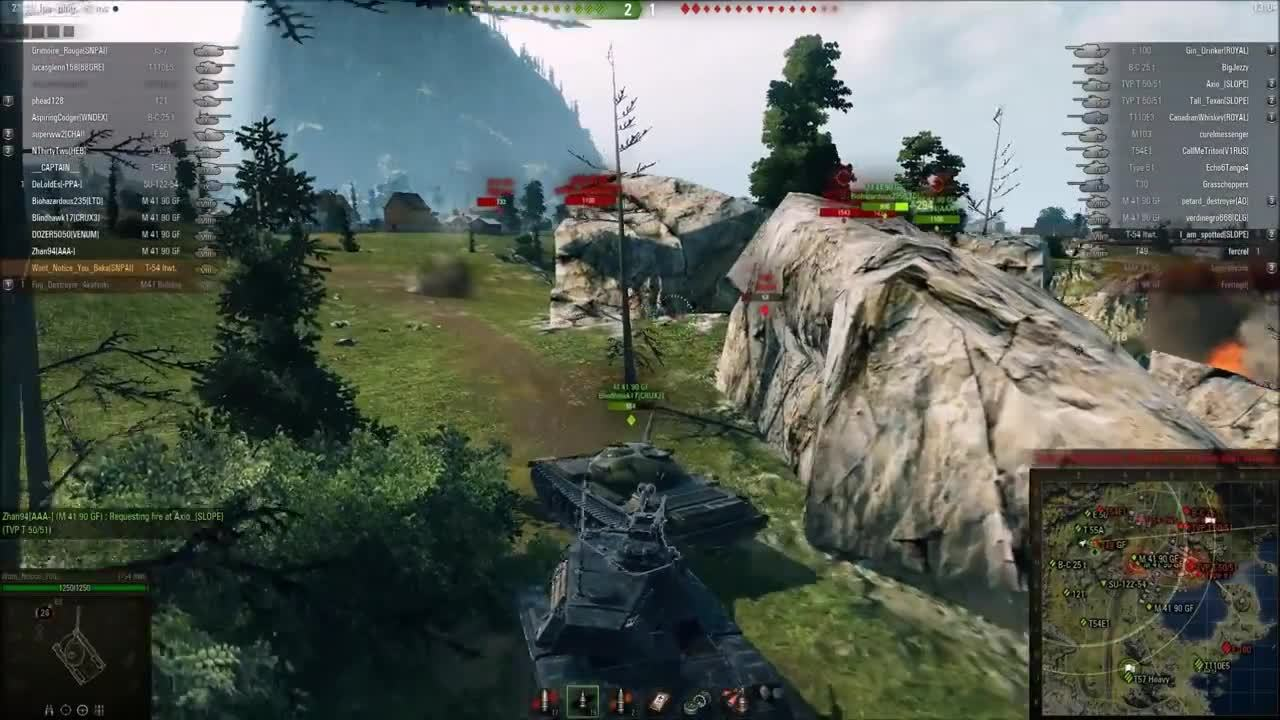 physics, rng, world of tanks, Lights after physics be like... GIFs