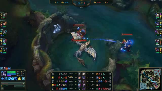 Watch and share Diving Zilean (Gone Wrong) GIFs on Gfycat