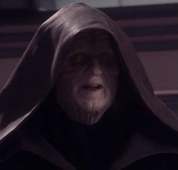 Watch and share Emperor Palpatine GIFs on Gfycat