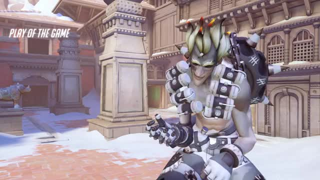 Watch Skill GIF by @galindo on Gfycat. Discover more Overwatch, junkrat GIFs on Gfycat