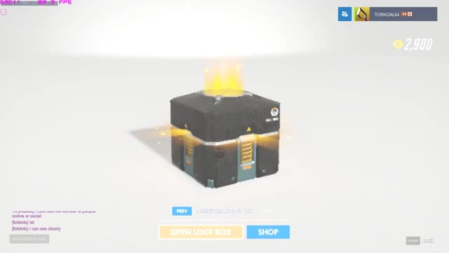 Watch and share Loot Box GIFs by torkoal74 on Gfycat