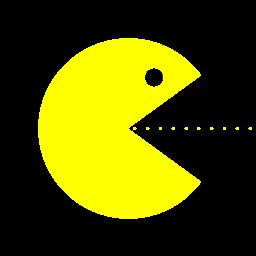 Watch and share Pac Man GIFs on Gfycat