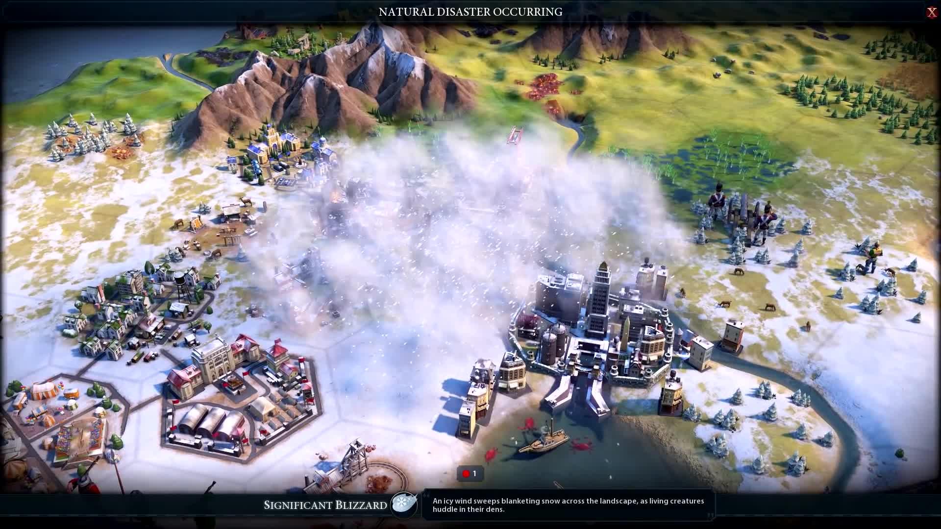 Civilization VI Gathering Storm New Features Explained