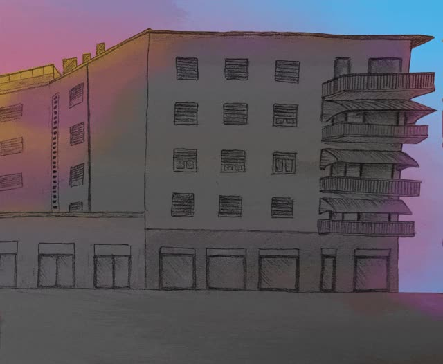 Watch and share La Porta San Stefano Au Lever Du Soleil GIFs on Gfycat