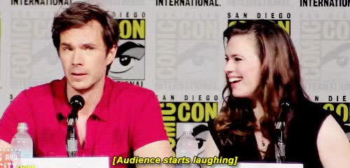 Watch and share Agent Carter Panel GIFs and Hayley Atwell GIFs on Gfycat