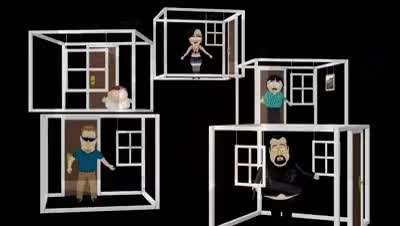 "Watch and share South Park - Safe Space - ""In My Safe Space"" GIFs on Gfycat"
