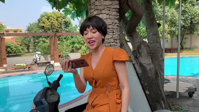 Watch and share Diễn Viên Diệu Nhi GIFs and Mượn Rượu Tỏ Tình GIFs on Gfycat