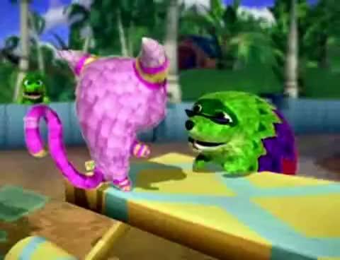 Watch and share Viva Piñata - Fudge Match GIFs on Gfycat