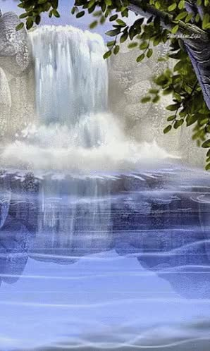 Watch Waterfall Nature GIF on Gfycat. Discover more related GIFs on Gfycat