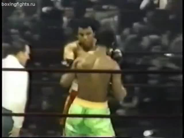 Watch and share Knockdown GIFs and Frazier GIFs on Gfycat