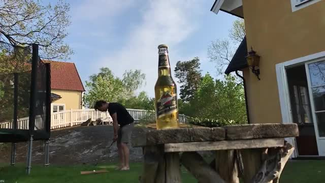 Watch and share Golf Is A Useful Bottle Opener GIFs by bambule on Gfycat