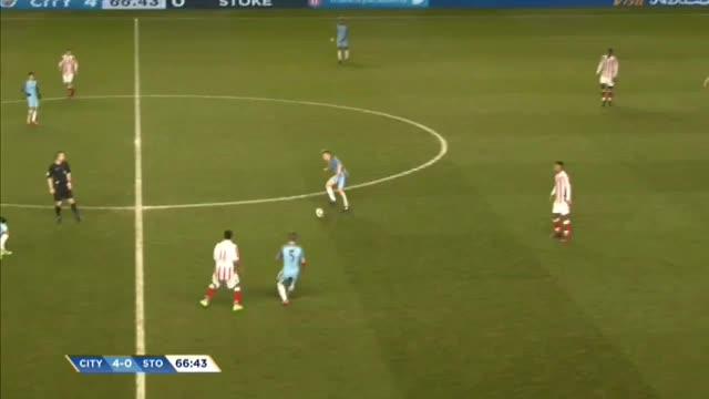 MCFC, FA Youth Cup City-Stoke 5-0 GIFs