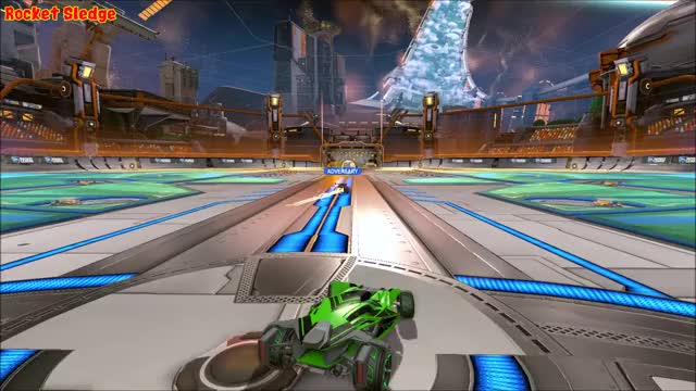 Watch and share Rocket League GIFs and Dirtyplays GIFs by Rocket Sledge on Gfycat