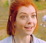 Watch and share Michelle Flaherty GIFs and Alyson Hannigan GIFs on Gfycat