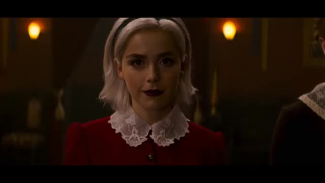 Watch this chilling adventures of sabrina GIF on Gfycat. Discover more chilling adventures of sabrina, chilling adventures of sabrina best scenes, chilling adventures of sabrina ending, chilling adventures of sabrina ending scene, chilling adventures of sabrina scene, film & animation GIFs on Gfycat