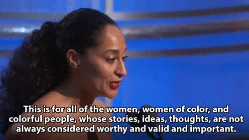 Watch and share Tracee Ellis Ross GIFs on Gfycat