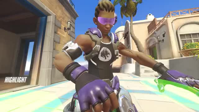 Watch and share Highlight GIFs and Overwatch GIFs by hlywdsimpson on Gfycat