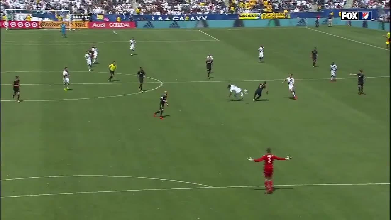 Bend it like Zlatan GIFs